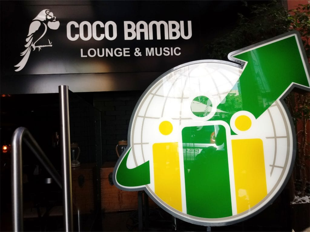 Coco Bambu JK_Painel